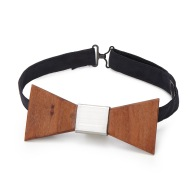 wooden bowtie uncommon goods